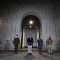 La evaluación sin Piñera del primer aniversario del 18-O: Gobierno opta por separar aguas entre la manifestación pacífica y los hechos de violencia
