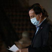 """Ascencio dispara duro en la acusación constitucional contra Víctor Pérez: """"Nunca en la historia de este Congreso podrán ver una falta a los deberes tan evidente como la de este ministro"""""""