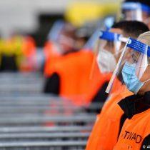 Economía de Alemania podría caer 5,4% en 2020 debido al coronavirus