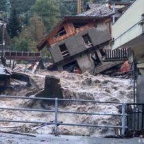 Inundaciones en el norte de Italia y el sur de Francia han dejado al menos 7 muertos