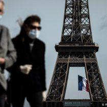 Francia registra récord de nuevos casos de coronavirus y extiende toque de queda