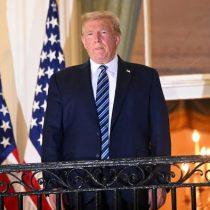 Trump dice estar mejor y se enfila en la campaña presidencial