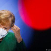 """El coronavirus no cesa: Merkel augura meses """"muy, muy difíciles"""" para Alemania"""