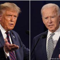 Trump y Biden se enfrentan en último debate bajo máxima tensión a 12 días de elecciones