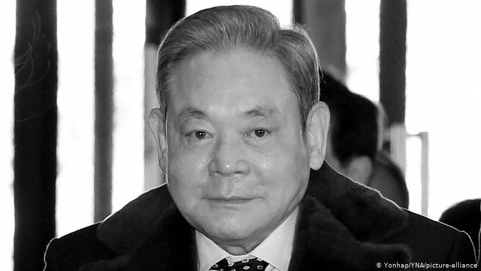 Murió Lee Kun-hee, el magnate que convirtió a Samsung en imperio