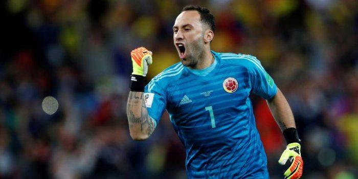 Colombia pierde a su arquero Ospina para duelos ante Venezuela y Chile debido a aislamiento por COVID