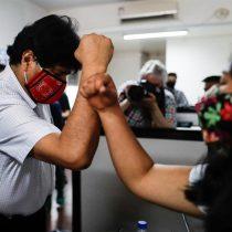 """Evo Morales celebra triunfo del MAS en Bolivia: """"Ahora vamos a devolver la dignidad y la libertad al pueblo"""""""