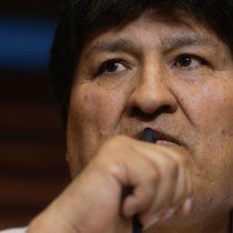 Tribunal boliviano anula la orden de detención contra Evo Morales por terrorismo