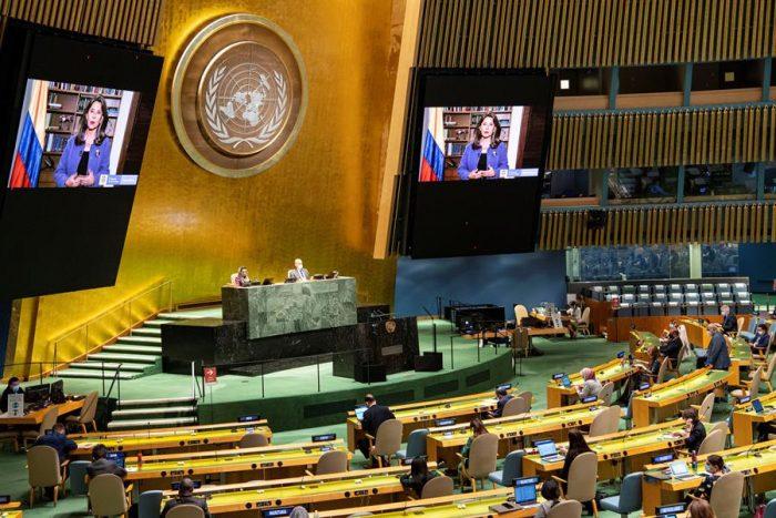 La ONU urge a acelerar hacia la igualdad en medio de una crisis para la mujer