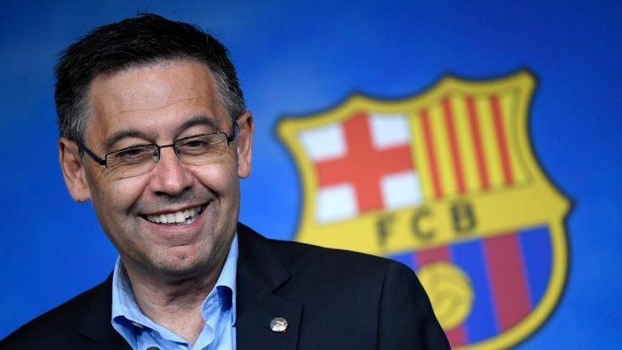 Bartomeu renuncia como presidente del Barcelona tras conflictos con Messi