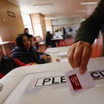 """Dos mujeres son detenidas por tomarse una """"selfie"""" con su voto en colegio de San Pedro de La Paz"""