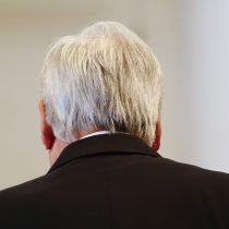 """Las veces que Piñera """"exportó"""" su tesis del Plan Zeta y habló ante la prensa internacional de la tesis de la """"injerencia extranjera"""" en el estallido"""