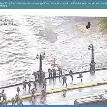 """Abogado del joven empujado al Río Mapocho: """"Sufrió un trauma psicológico y físico. Ese menor aún no recuerda los hechos"""""""