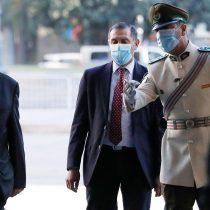 """Abbott pone presión a La Moneda por amenazas a la fiscal Chong: pide """"acciones concretas"""" y advierte que el Estado de Derecho está """"en riesgo"""""""