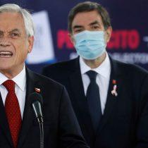 """La estrategia de las """"dos realidades"""": Piñera opta por diferenciar manifestación social de incidentes y recalca que """"vimos una minoría de delincuentes"""""""