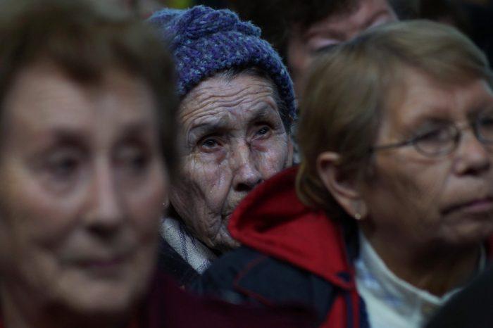 Ser persona mayor en Chile