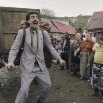 """Sacha Baron Cohen y la secuela de """"Borat"""": """"Mostramos el peligroso deslizamiento hacia el autoritarismo"""""""