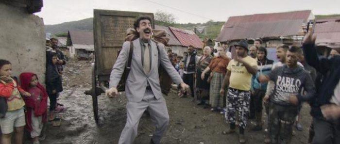 Sacha Baron Cohen y la secuela de «Borat»: «Mostramos el peligroso deslizamiento hacia el autoritarismo»