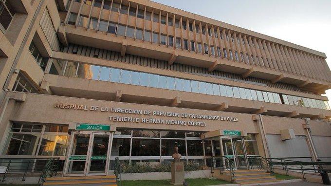 Reo de Punta Peuco se extravió en Hospital Dipreca: Gendarmería descartó intento de fuga e inició sumario administrativo para determinar responsabilidades