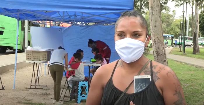 Vivir la menstruación en las calles de México