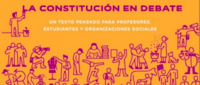 """Versión audible del libro """"La Constitución en debate"""" vía online"""