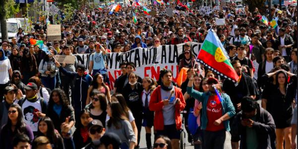 El octubre chileno en clave histórica