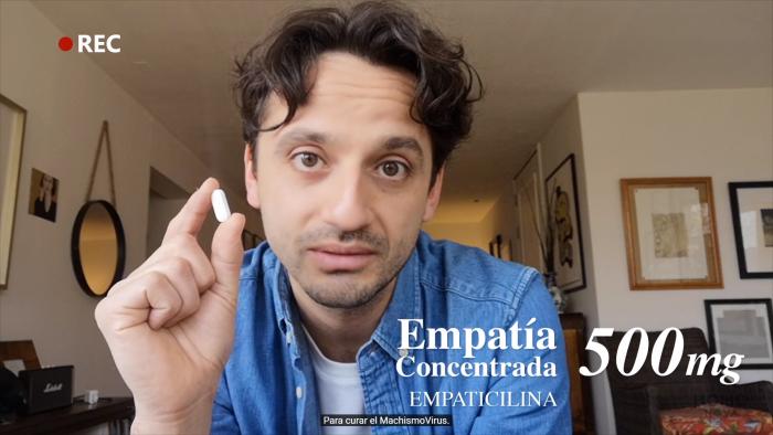 Machismovirus: Homo Nova lanza el segundo capítulo de su webserie sobre equidad de género y masculinidades positivas