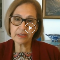 Presidenta del Senado, Adriana Muñoz: