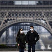 Bajo toque de queda, Francia supera el millón de contagios de coronavirus