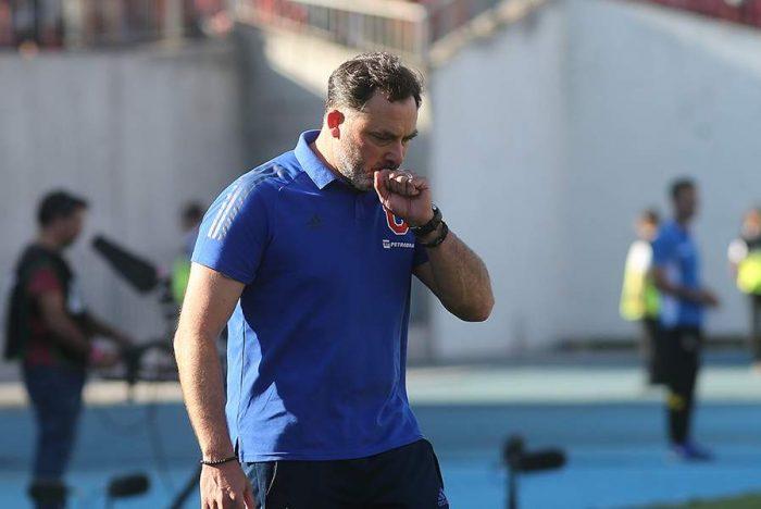 No va más: Hernán Caputto dejará de ser el técnico de Universidad de Chile