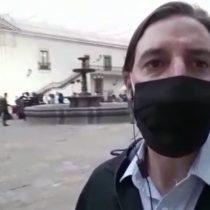 Descartado el discurso en Plaza de la Constitución: el reporte de Hernán Leighton sobre los planes de Piñera post resultados