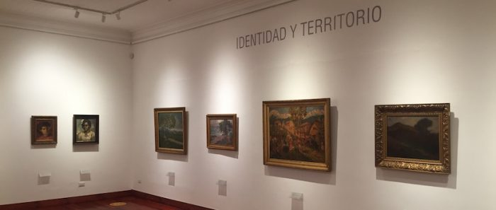 """Curso gratuito en torno a colección de pintura chilena de Las Condes """"Cuatro colecciones en una"""" vía online"""