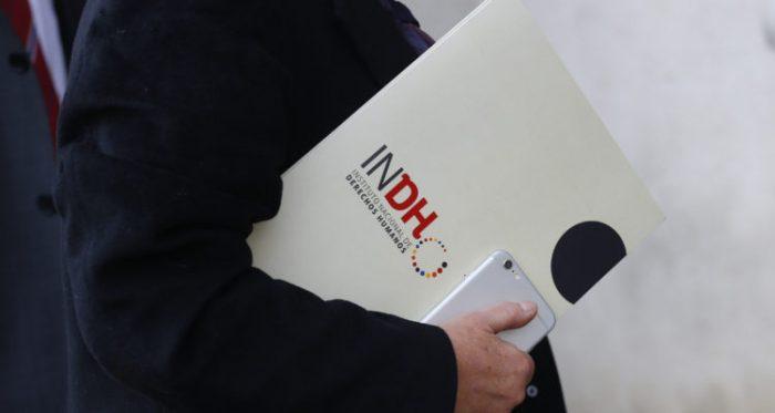 INDH llamó a resguardar el orden público