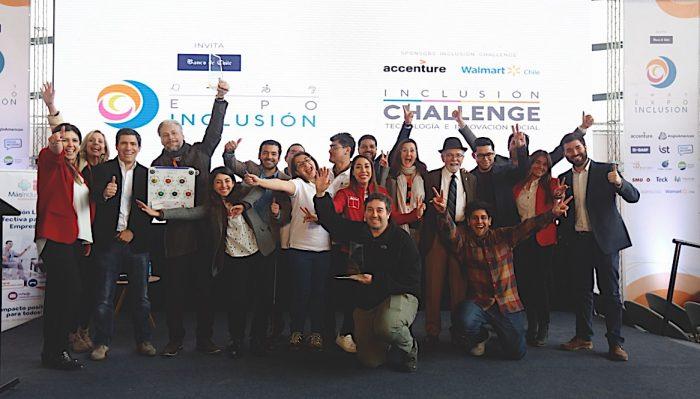 Inclusión Challenge: abren desafío de innovación social abierta para personas con discapacidad