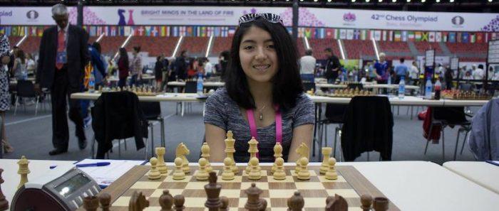 "Javiera Gómez, la mejor ajedrecista femenina de Chile: ""Me gustaría poder vivir del ajedrez"""
