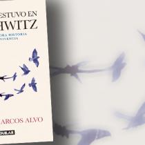 """Libro """"Mi abuela estuvo en Auschwitz"""" de Marcos Alvo: Una inspiradora historia de sobrevivencia"""