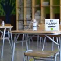 Región Metropolitana: cinco colegios de Pirque retoman este jueves las clases presenciales