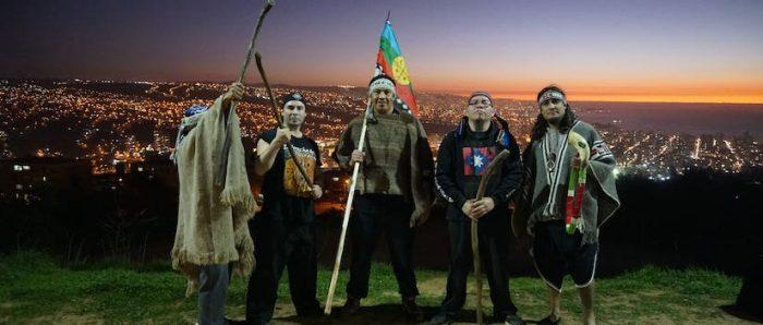 Rapero mapuche Neculman lanza video clip sobre la espiritualidad del pueblo originario
