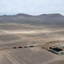 Comienza la construccóin de la planta solar Domeyko en la Región de Antofagasta