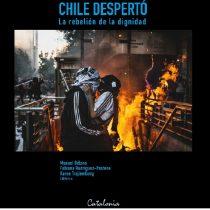 Lanzan libro de fotoperiodismo que registró primeros meses del estallido social: donación de editores irá en beneficio de Fabiola Campillai