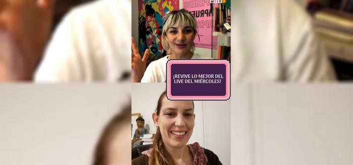 Conversatorio: La importancia de la paridad de género en una nueva Constitución, con Catalina Lagos