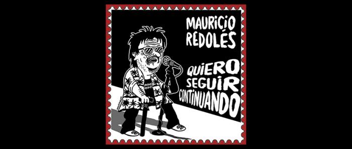 """Mauricio Redolés lanza su nuevo disco """"Quiero seguir continuando"""""""
