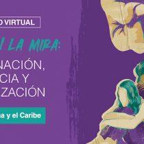 """Presentación informe """"Jóvenes en la mira: violencia, discriminación y estigmatización en América Latina y el Caribe"""" vía online"""