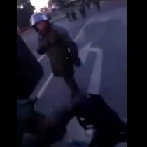 Defensoría Penal Pública solicitó sobreseimiento para joven que se querelló por montaje de Carabineros durante protesta en Concepción