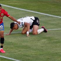 Guerra de goles: Colo-Colo sucumbe ante Unión Española y cae por 5 a 3 en el Monumental