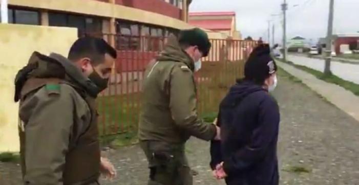 Carabineros detuvo a vocal de mesa que llegó en estado de ebriedad a escuela de Punta Arenas