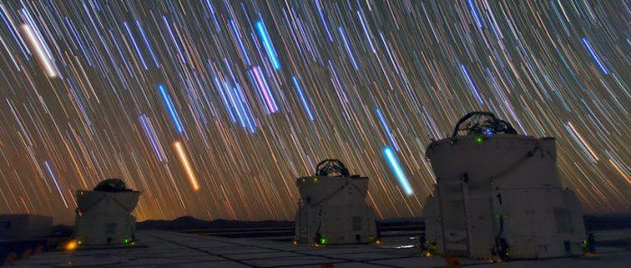 Comisión científica busca proteger zonas de observación astronómica de la contaminación lumínica