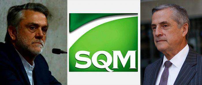 SQM, Longueira, Contesse... la hora más oscura de la democracia chilena