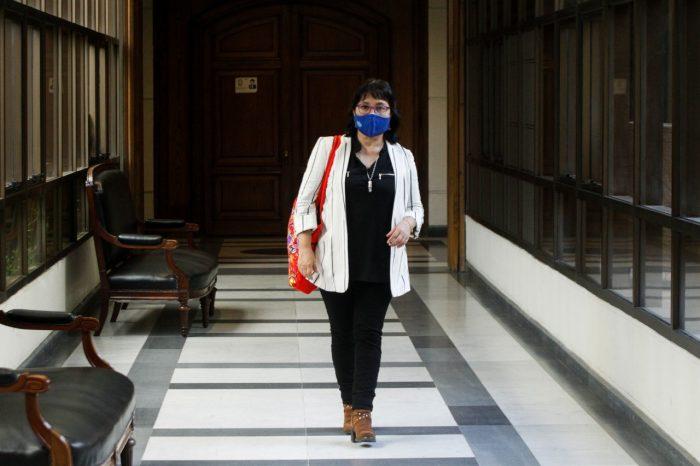 Diputada Marzán respalda segundo retiro del 10% porque en ayudas económicas