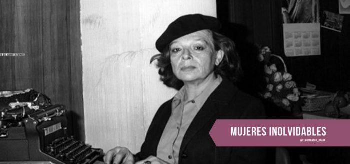 Stella Díaz Varín, la poeta punk que marcó la escena literaria chilena